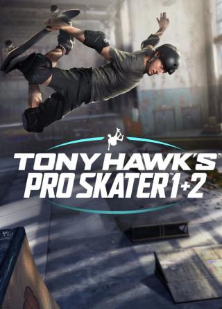 Постер Tony Hawk's Pro Skater 1 + 2
